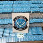 CBP:芝歐海爾機場 查獲近3萬顆連花清瘟膠囊