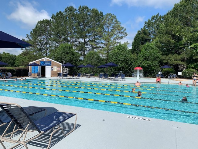 Milton City Pool已於上周六重開。(Milton City臉書)