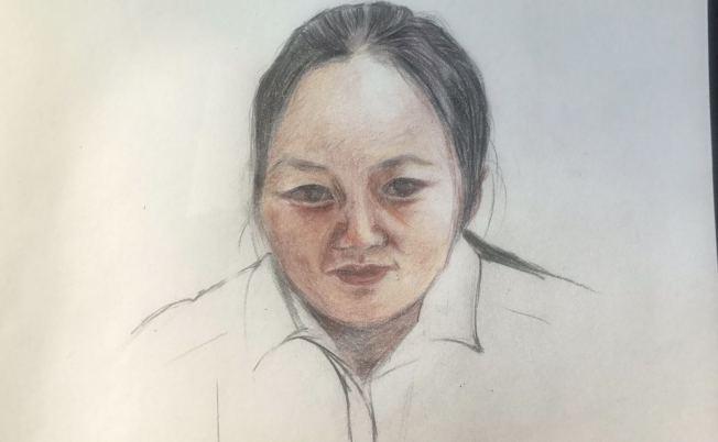 福州移民王玉芬,兩年前突然刺傷三名嬰兒與兩名成人,被大陪審團以四項二級企圖謀殺和四項一級攻擊等十項罪名起訴。(記者牟蘭/繪圖)