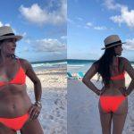 「藍色珊瑚礁」重現? 55歲布魯克雪德絲秀性感泳裝