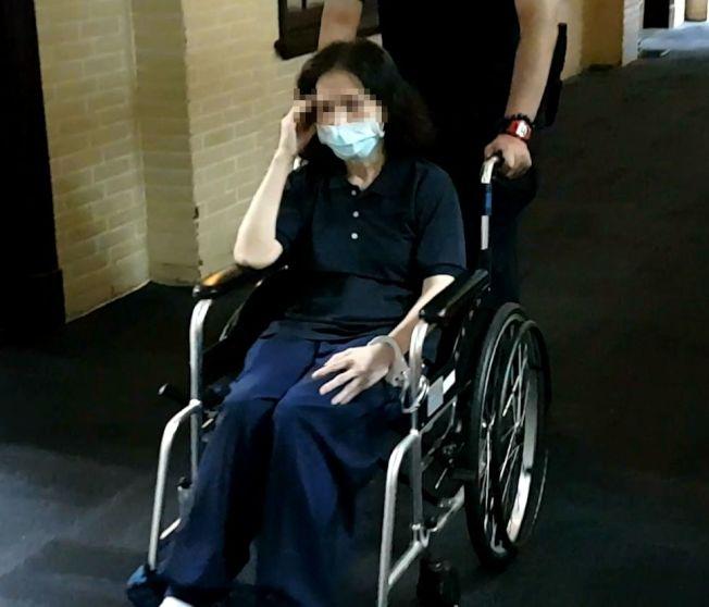 黎姓婦人以「分手炮」機會剪掉前夫生殖器,被依重傷害罪判刑八年,她上訴高院時埋怨「判太重了」。(本報資料照片)