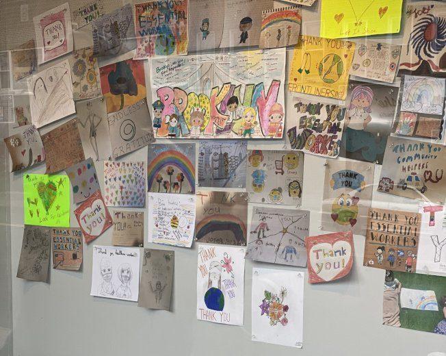 藝術室徵兒童畫作 致敬一線抗疫英雄