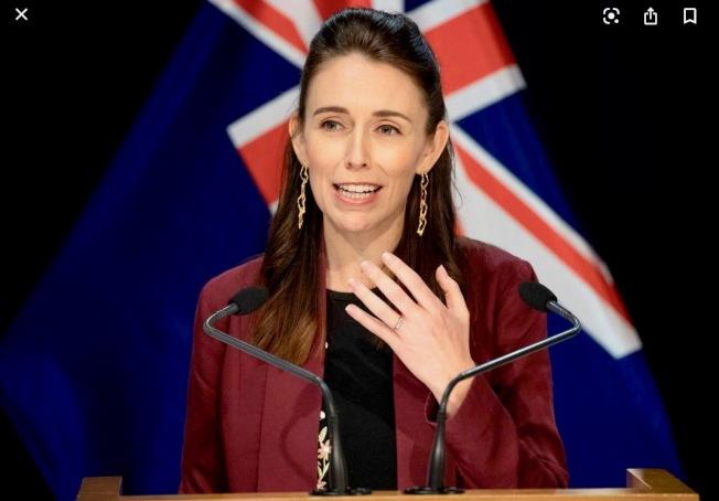 紐西蘭總理帶頭與政府高官減薪共渡難關。(取材自官網)
