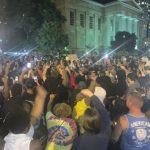 肯州示威遊行爆槍擊 7中彈1命危