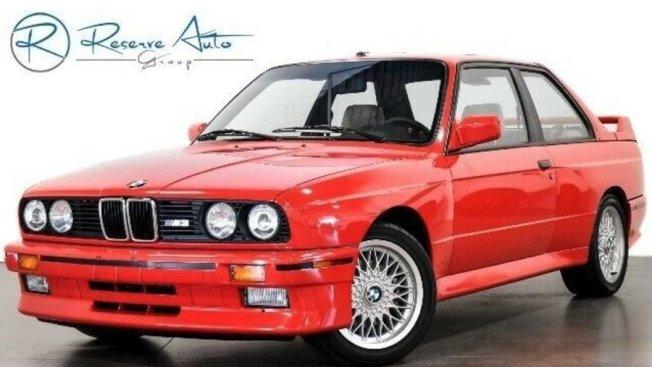 好萊塢影星保羅沃克生前愛車之一,正上網拍賣。(取自eBay網站)