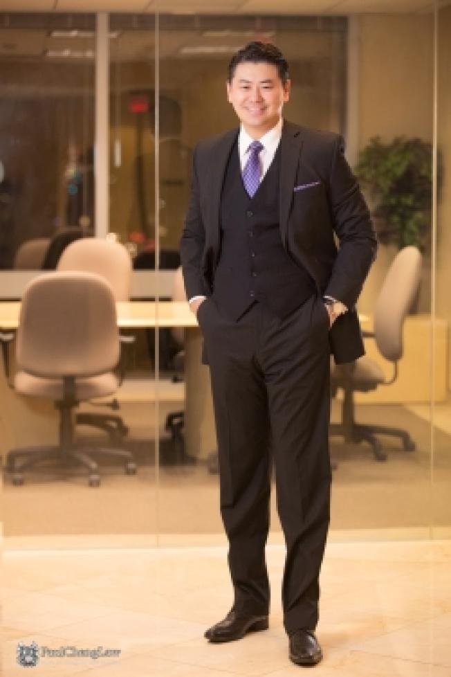 鄭博仁(Paul P.Cheng)律師曾任聯邦最高法院出庭律師,現為鄭博仁律師事務所資深合夥人。(鄭博仁律師事務所)