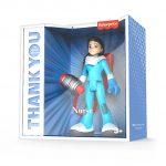 芭比娃娃公司做抗疫英雄公仔 感謝第一線人員