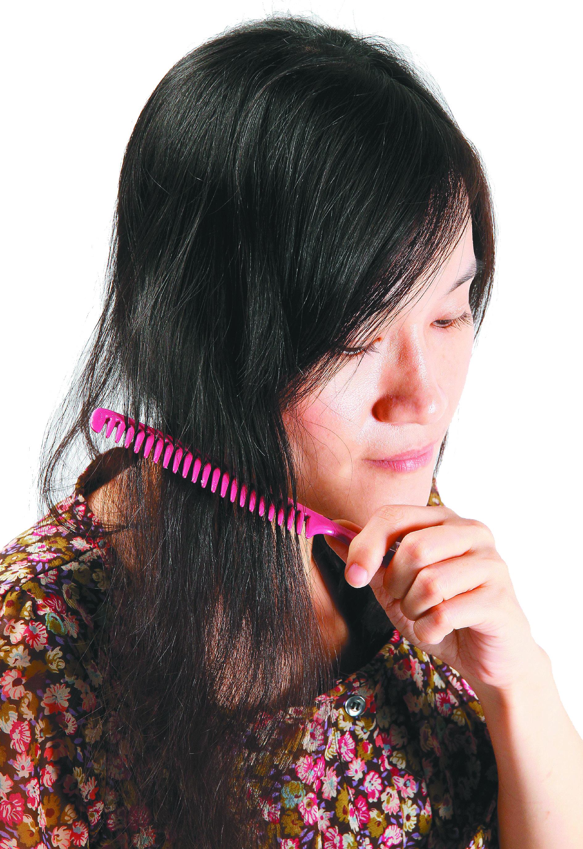 女性防掉发 中医有妙招
