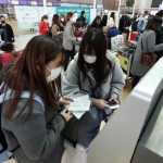 「機票詐騙」頻傳 數十中國公民滯留南韓機場