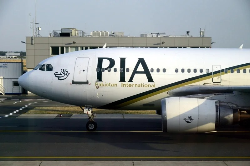 一架巴基斯坦國航從拉合爾飛往喀拉蚩的飛機,22日在真納國際機場附近墜毀,機上載有100多名乘客。示意圖,非失事客機。 歐新社