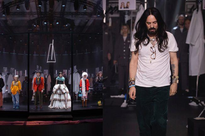 疫情让人重新思考 GUCCI宣布时装秀改为1年2次发表