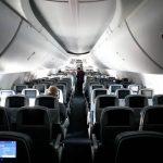 乘客怕吸入病毒 航空業忙宣導機艙空氣衛生無虞