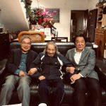 文壇巨擘鍾肇政辭世 陳芳明:對台灣文學影響巨大