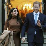 英國哈利王子和妻子梅根告八卦媒體 部分遭法官駁回