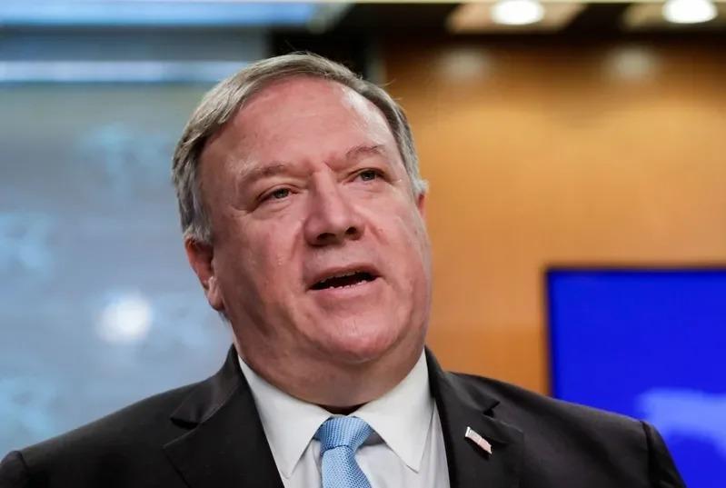 美國國務卿龐培歐。Getty Images