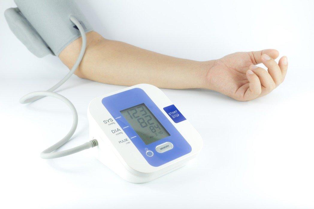 高血壓是嚴重的健康威脅。(取材自123RF)