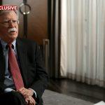 波頓接受ABC專訪:川普不適任、治國無能