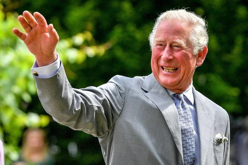 英國王儲查理。路透