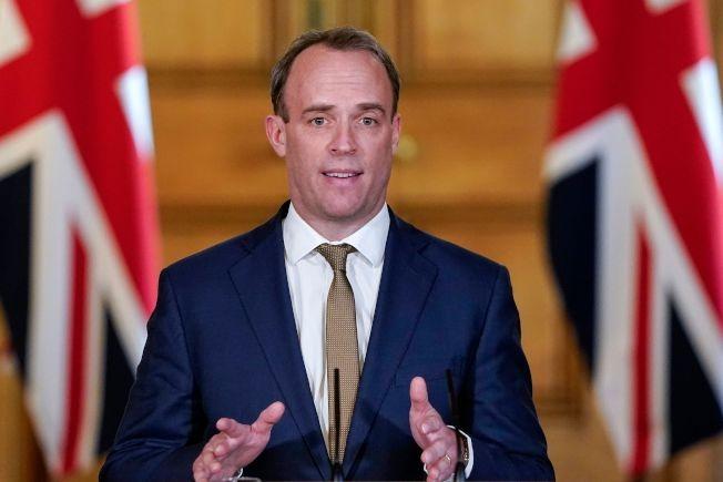 英國外相拉布表示,已經跟澳洲、紐西蘭、美國及加拿大商議,討論若「港版國安法」造成大量香港人尋求移民的相關應變計畫。 Getty Images