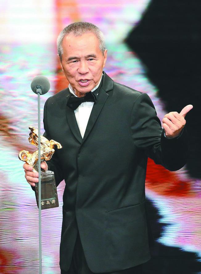 侯孝賢是享譽國際的大導演。(本報資料照片)