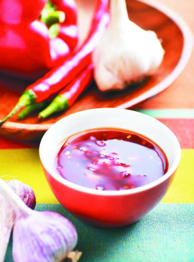 泰式萬用酸辣椒醬。(圖:平安文化提供)