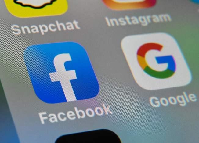 臉書(Facebook)及Snapchat兩大社群媒體紛紛表達立場,對美國的種族不平等問題發出譴責。Getty Images
