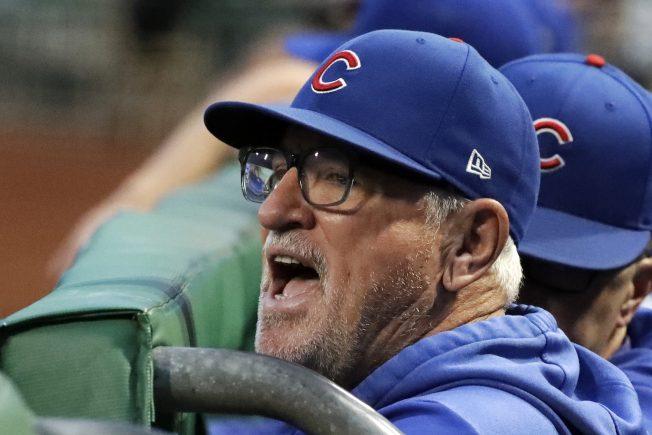 MLB/小熊奪冠用操爆查普曼換來的 教頭麥登認錯