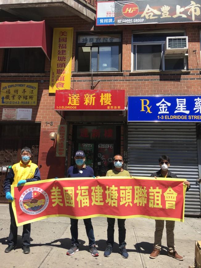 福建塘頭聯誼會31日表示,香港國安法將使香港有更加完善的法律體系。(主辦方提供)