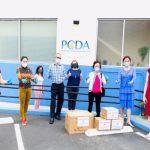 美國華人婦女聯合會國際兒童節向自閉症兒童捐贈物資