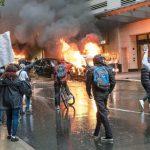 世說新聞/為何示威變暴力 抗議者這麼說……