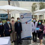 抗疫 達成不可能的任務 這個組織將捐950萬口罩