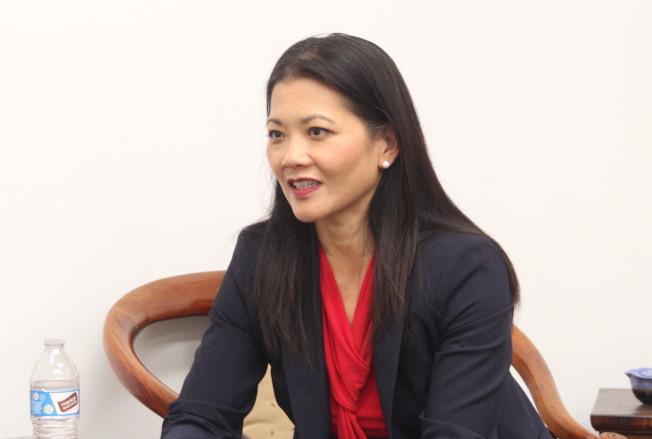 華裔檢察官湯曉慧的任命一事充滿爭議。(本報檔案照片)