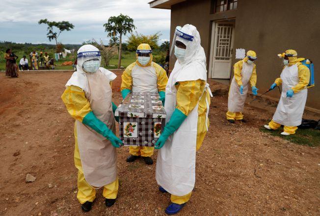 剛果民主共和國再度爆發伊波拉疫情,目前已出現5起死亡病例。(路透資料照片)