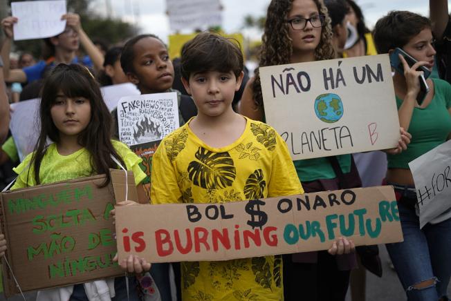 去年被毀原始雨林1/3以上位於巴西,亞馬遜雨林更是重災區,民間呼籲外界重視(圖)。(Getty Images)
