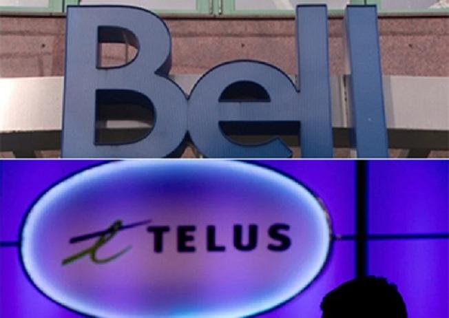 加拿大最大的兩家電信公司貝爾、研科宣布,與瑞典愛立信和芬蘭諾基亞公司合作建設5G網路。圖/觀察者網報導