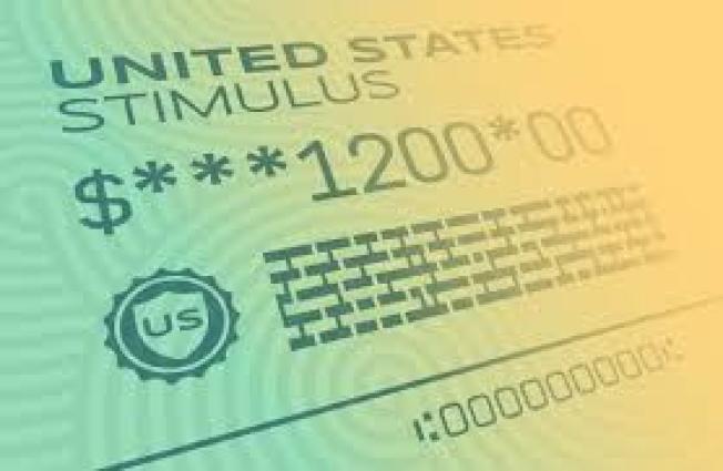 民調發現,84%的美國人希望可以得到第2輪的1200元支票。(Getty Images)