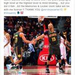 卡特NBA生涯結束 楊恩有幸:助攻最後一球