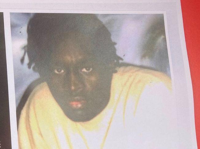 賈瑪爾日前被獄警用胡椒噴霧灑臉,送往醫院不治身亡。(家屬提供)