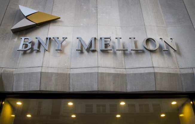 紐約梅隆銀行。(路透資料照片)