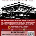 菲裔女生籌款2.3萬元 將捐華埠恢復基金