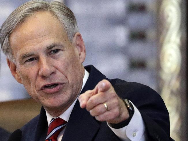 德州州長艾伯特3日宣佈經濟重啟,但州府奧斯汀確診數卻因重啟經濟每日增加。(美聯社)
