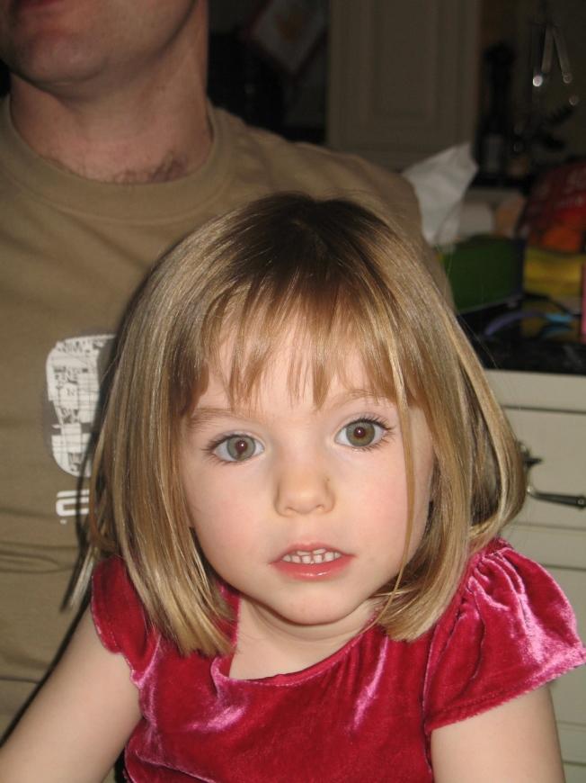 英國女童瑪德琳2007年和雙親前往葡萄牙南部度假,失蹤迄今。(歐新社資料照片)