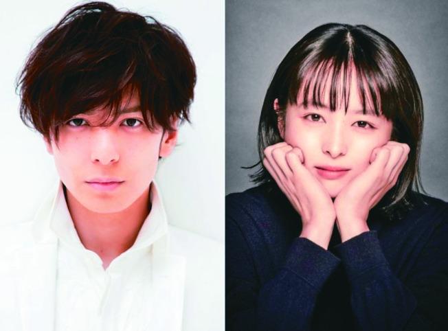 生田斗真(左)宣布與清野菜名結婚。(取材自微博)