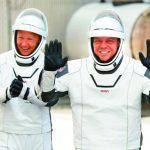 星期人物/NASA雙雄 貝肯、赫利開啟太空旅行大門