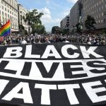 〈圖輯〉示威第12天 走在白宮前 走在布魯克林大橋上