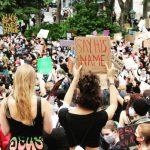 疫區手記/我在示威暴動現場 「種族」成為2020代名詞