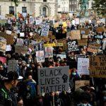 〈圖輯〉全球聲援!呼應美示威 多城大遊行