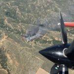 河濱縣坦密庫拉發生野火 三建築被毀