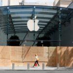 蘋果灣區11家店劫後重開 開放店內購物