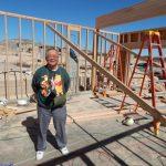 賭城木造房 採「平台框架」結構